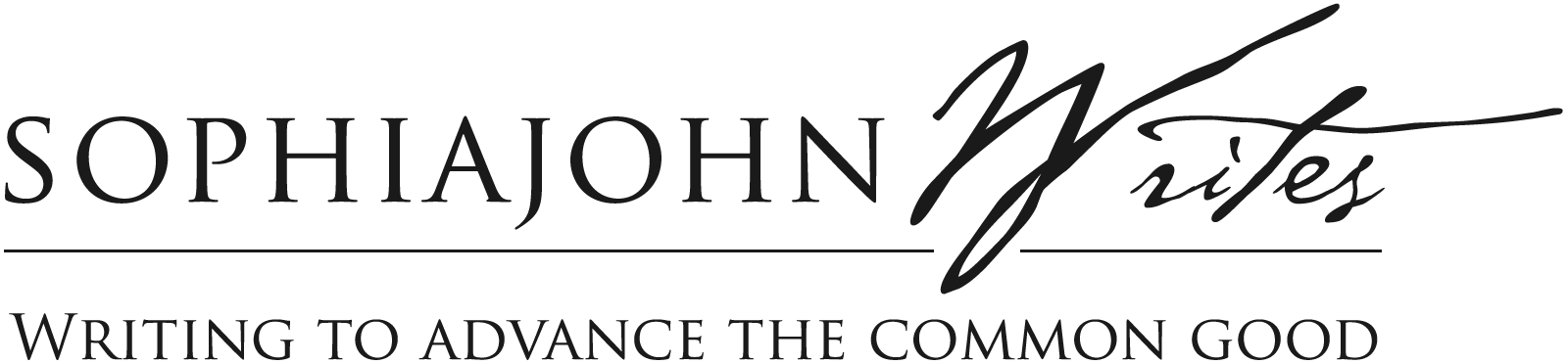Sophiajohn Writes